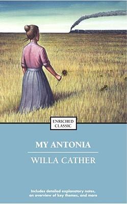 antonia shimerda in my antonia Ántonia shimerda has appeared in the following books: my Ántonia (great plains trilogy, #3.