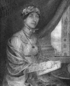 A possibly 'rediscovered' portrait of Jane Austen