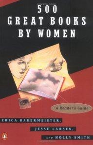 500 great books by women