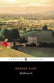Middlemarch by George Eliot- I've heard mixed things but I'm excited t read my first Eliot!