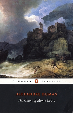 The Count of Monte Cristo by Alexandre Dumas- my really good friend read this a while ago and absolutely LOVED it. It's a long book but it seems to be worth it!