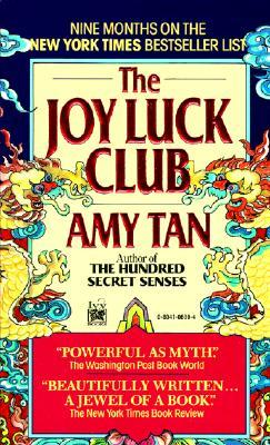 An insight into the chinese culture in the joy luck club by amy tan