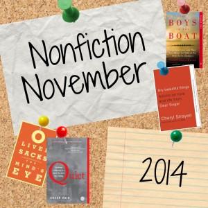 nonfiction novemebr